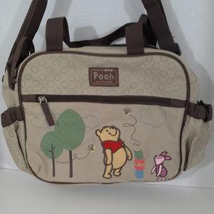 Disney girls lunch bag purse Winnie the Pooh